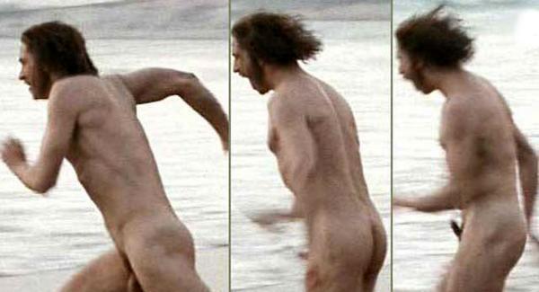 Gerard butler nakes