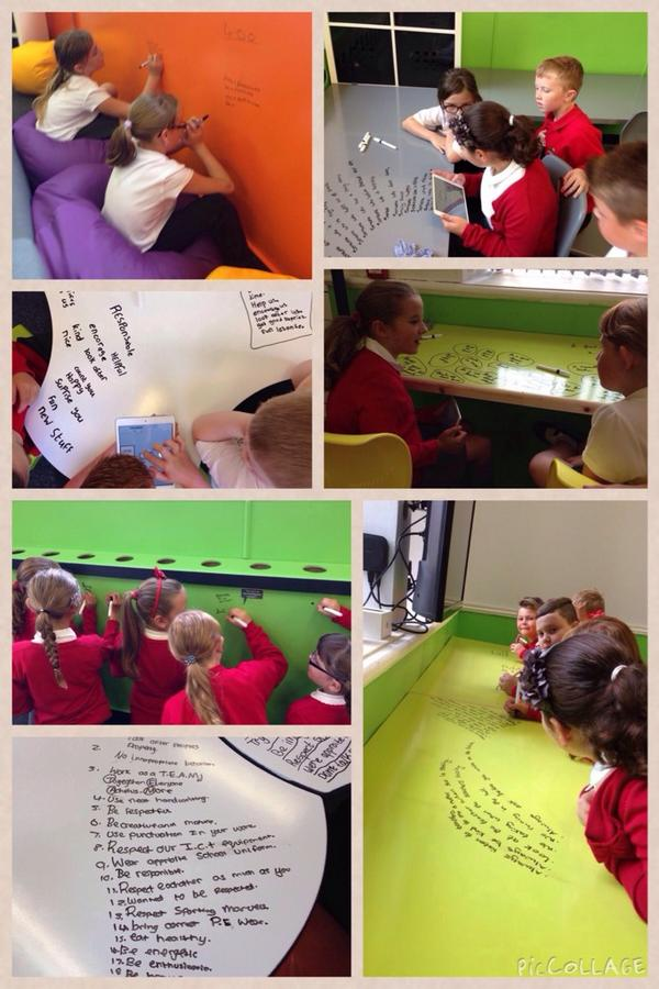 """@CwmclydachPri: Our new writable surfaces have been really popular this week! @ConnectingL http://t.co/famBrdsQ6j""< love the colour!"