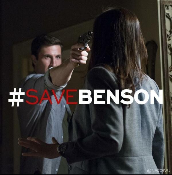 """PREMIÈRE TELEFILM: CON #SAVEBENSON SI APRE SU TOPCRIME LA QUINDICESIMA STAGIONE DI """"LAW & ORDER, UNITÀ SPECIALE"""""""