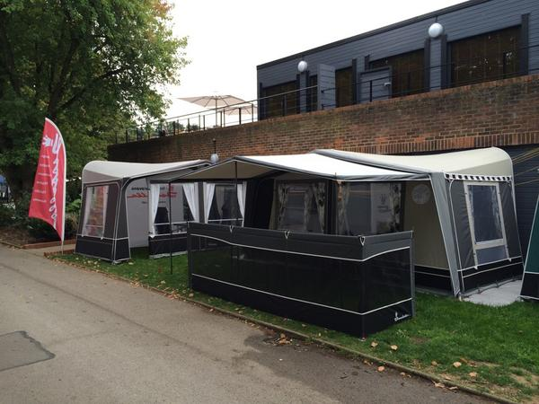 Isabella Awnings UK On Twitter We Are Ready For The Lawns Show In Hull With New Ambassador Seed Display