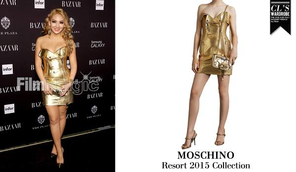 Cl S Wardrobe On Twitter Fashion Leather Dress Moschino Resort 2017 Collection Http T Co 5exjqq1luh
