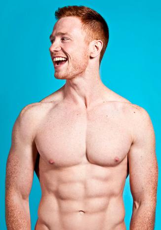 Gay redheads