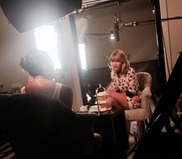 That's a wrap London! #TaylorSwift http://t.co/WexuPjp28d