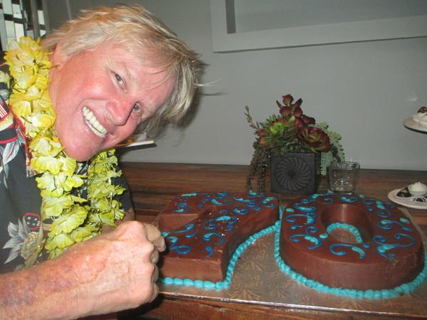 Here's a pic of Gary on his 70th birthday. Retweet if you think he's adorable. -SSB http://t.co/1LakRPUMn9