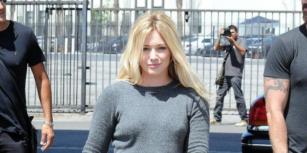 Pics Leaked Hilary Duff#7