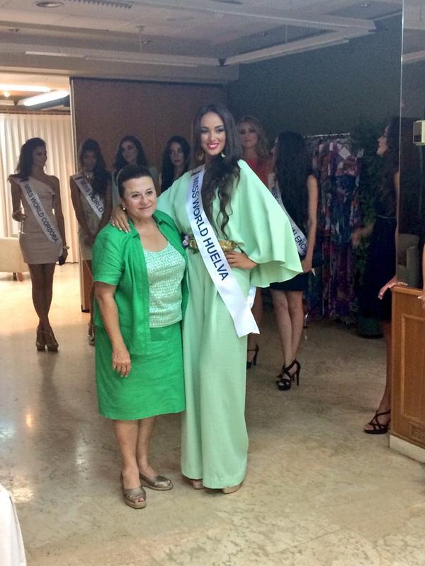 Road to Miss World Spain 2014 - Page 2 Bw4CDRcIYAABu4D