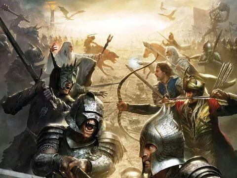 lord of the rings battle for middle earth rise of the witch king trainer