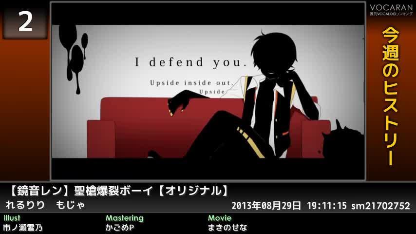 週刊VOCALOIDとUTAUランキング #361・303 [Vocaloid Weekly Ranking #361] Bw59T-CCMAA9TLe