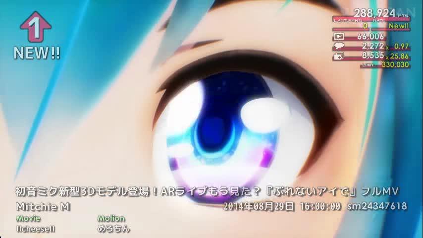 週刊VOCALOIDとUTAUランキング #361・303 [Vocaloid Weekly Ranking #361] Bw5_P2mCUAAG9TA