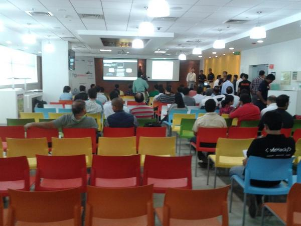we are just getting started.. #pcampblr14 @ebayindia http://t.co/amnsKAha6I