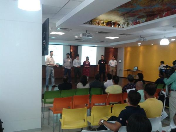 IPMA introducing the pcamp speakers #pcampblr14 @ebayindia http://t.co/MfkmP74SV1