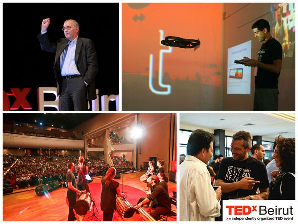 Be part of an unforgettable journey with #TEDxBeirut 2014 Main Event. Register before Sept. 18 http://t.co/kHTaaZlYLt http://t.co/tNLLkiE6zi