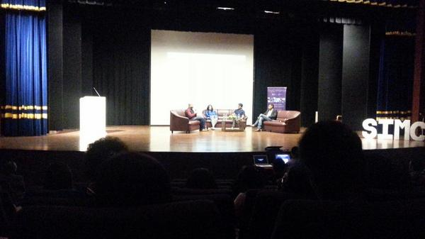 First panel begins. Are brands doing it right on digital? #DigiCon @SIMC_Pune http://t.co/QGCWTPfSW4