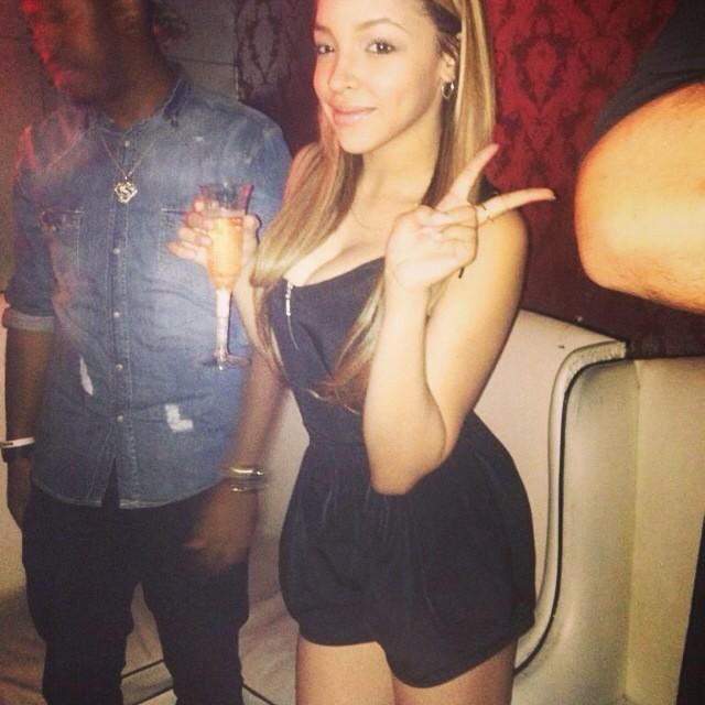 Tinashe Instagram