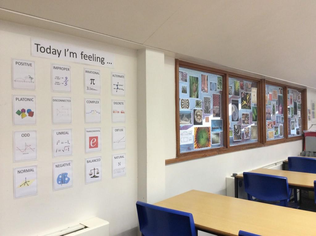 Innovative Classroom Displays ~ Clarissa grandi on twitter quot all my maths classroom