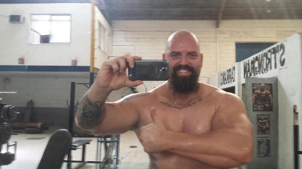 Resultado de imagen de strongman tarrako