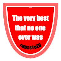 @Marg2511 earned a badge! #aussieED http://t.co/sipBRcMQeh