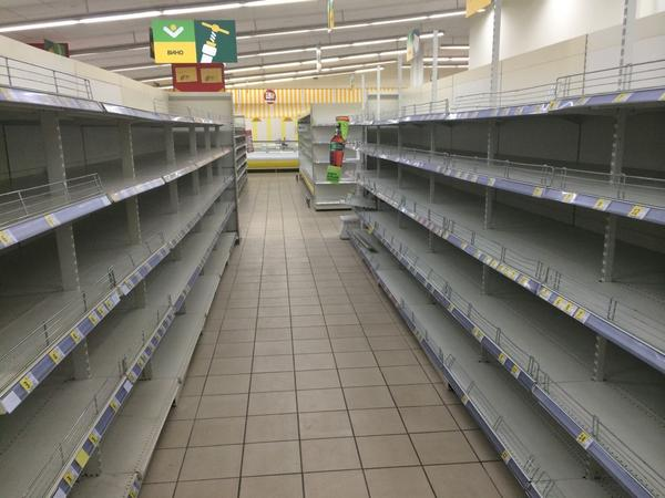 Peachy Thom Walker On Twitter Empty Supermarket Shelves In Home Remodeling Inspirations Genioncuboardxyz