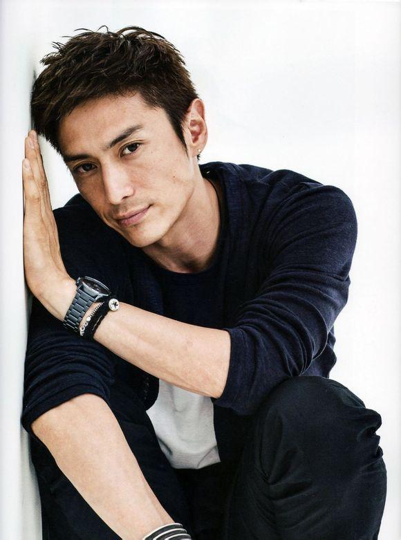 A Japanese actor, director, artist and businessman Yusuke Iseya