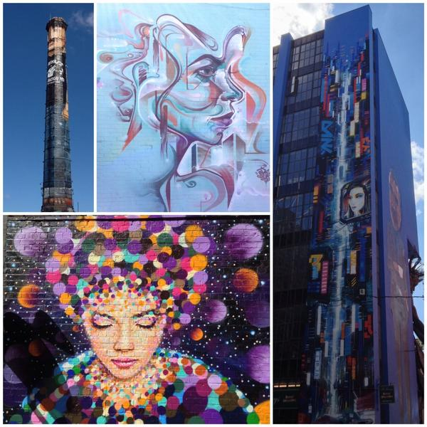 #CityofColours has been a great reason to explore Digbeth. Stunning artworks. Thanks @StreetArtBrum http://t.co/Zr3GN9OPI3