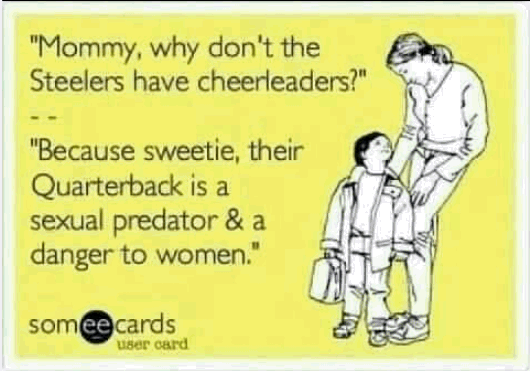 No cheerleaders for the Steelers?   #JustSayin #HateWeek #GoBrowns http://t.co/PtVmg5MZP9