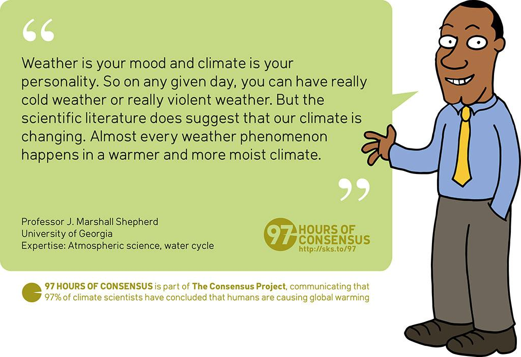"Skeptical Science on Twitter: ""#97Hours of Consensus ..."