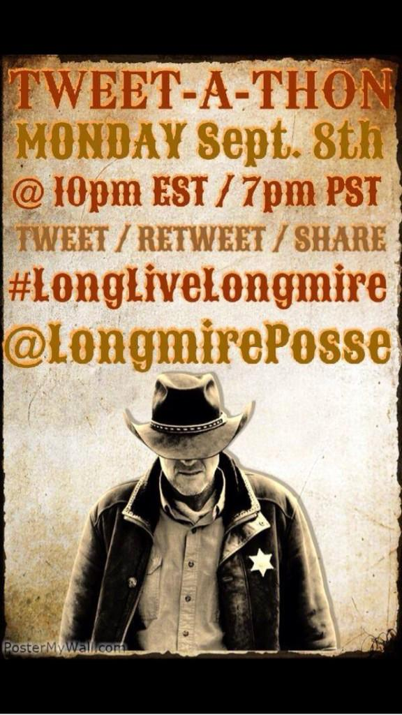 FOLD, join the party but start the ball rolling now. Trust me, the Powers That Be are listening! #LongLiveLongmire http://t.co/seVZLT8DZ1