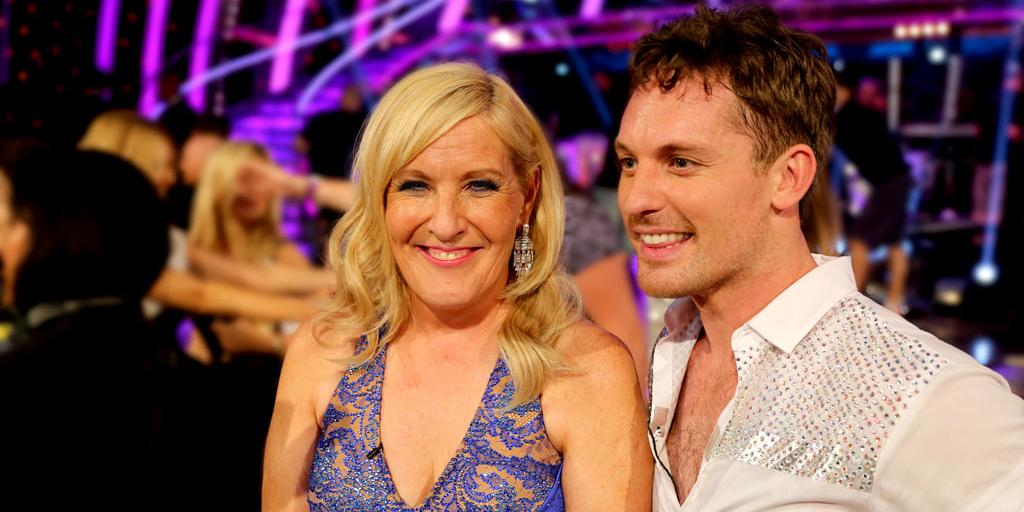 RT @T_MacManusFocus: Here is our All-Ireland Team @TristanMacManus & @JennyGibney via @bbcstrictly https://t.co/QQHNDdjbUn