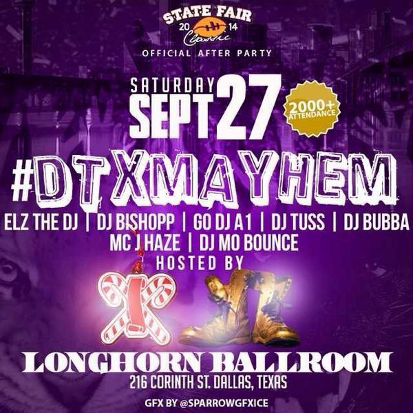 Official flyer for #dtxmayhem http://t.co/UtYhceLjZ6