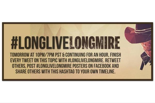 @RealBenBailey join us tomorrow night ! @LongmirePosse @LouDPhillips @kateesackhoff #LongLiveLongmire http://t.co/Ax7dxGYvhg
