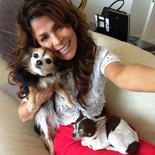 Happy #NationalDogDay! Luv my babies Thumbalina & Bessi Moo so much! RT if u have ur own babies 2 share ur luv! xoP http://t.co/3531ScTeYM