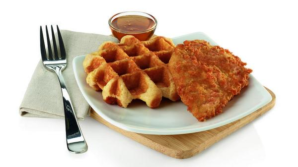 Chick-fil-A is now serving Chicken and Waffles. You have our permission to RT.  http://t.co/P8pSX4RaCl http://t.co/V7TCV5EHAX