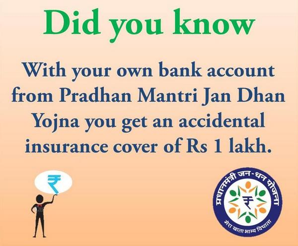 challenges to pradhan manti jan dhan yojana Pradhan mantri jan-dhan yojna is a national mission on financial inclusion is an important priority of the government, as it is an instrument for inclusive growth the main objective of the yojna is to make sure for universal access to banking facilities with at least.