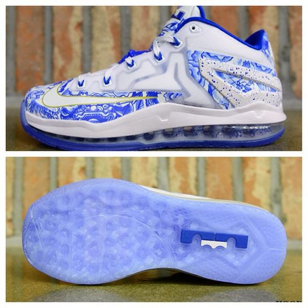 Sneaker Shouts On Twitter New Images Of The Nike Lebron 11 Low