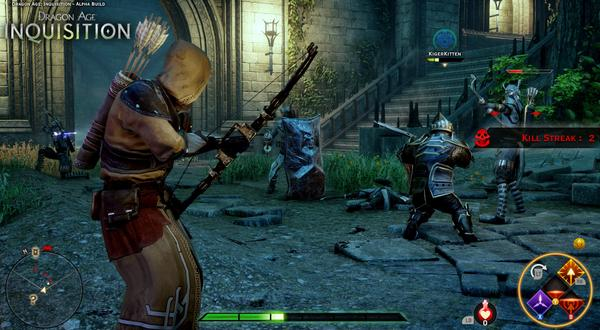 Dragon Age Inquisition multiplayer