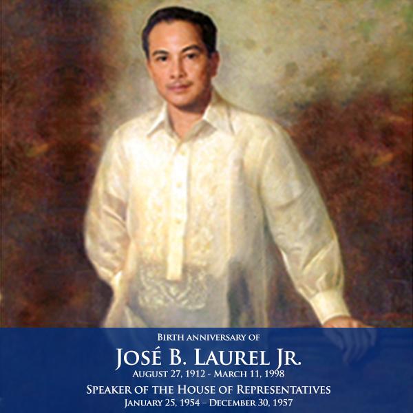 jose laurel jr