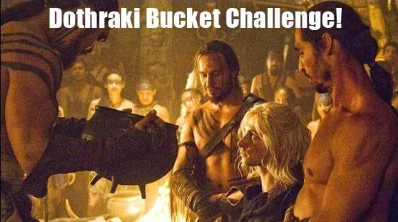Le Ice Bucket Challenge version Game of Thrones, c'est quand même mieux http://t.co/wDxmRqn5aH