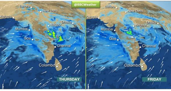Bbc Weather Map India BBC Weather on Twitter: