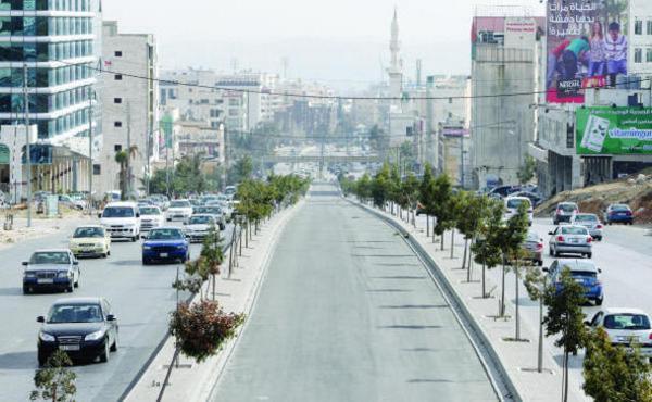 30 شهراً لانطلاقه .. و 40 قرشاً أجرة «الباص السريع».. #عمان #Amman #Jo