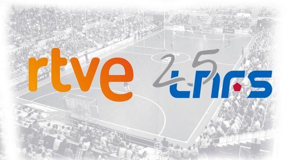 OFICIAL:@tve_tve adquiere los dchos de retransmisión de la LNFS para las 2 próximas temporadas http://t.co/DImUh2lIup http://t.co/I7pFdnAYjh