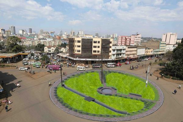 USAID RT @bonifacemwangi We want Ngara garbage roundabout to look like this. Cost 600k. Any ideas where to get cash? http://t.co/Hc4fGVQuH0