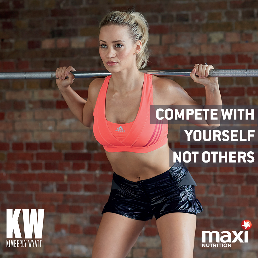 RT @MaxiNutrition: Looking for some mid-week motivation? Find out how @KimberlyKWyatt stays strong here. http://t.co/LPlIOauhRt http://t.co…