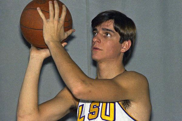 'Pistol Pete' Maravich is No. 3 on list of 51 all-time greatest Louisiana athletes http://t.co/qrdMlv174q http://t.co/M8Qu2eBclY