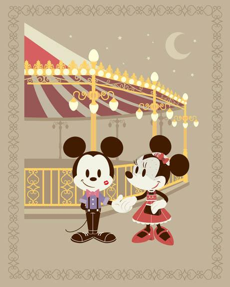 Check out DATE NIGHT - my latest piece for #WonderGroundGallery http://t.co/CIMR7VixaH @DisneylandDTD #MickeyMouse http://t.co/sX6TSeU9Yn