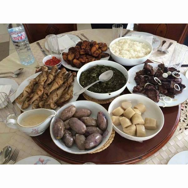 Mls on twitter la nourriture congolaise la meilleure - Cuisine congolaise brazza ...