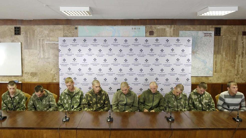 Украинские военнослужащие продолжают удерживать занятые позиции: террористы безрезультатно пытаются деблокировать Донецк, - СНБО - Цензор.НЕТ 3673