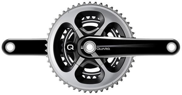 Introducing the Quarq's ELSA RS Power Meter, launched today at #eurobike2014 #KnowYourPowers https://t.co/Mt33dY85qA http://t.co/PbEvG61S6C