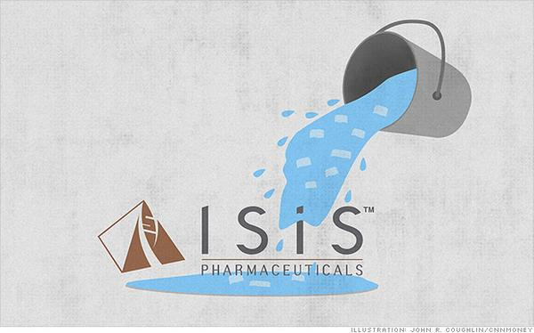 Should you buy $ISIS? Not that one. Biotech may get ice bucket bump. http://t.co/5EGNSj2Ydd Art by @JohnRCoughlin http://t.co/07PcYoVIMn