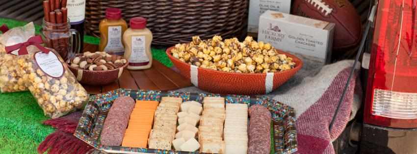 Hickory Farms on Twitter: What kind of snacks do you prefer when watching football or tailgating? #savory or #sweet? http://t.co/4jeSaLzo6A