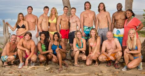 Meet the all-new cast of #Survivor! It's #BloodvsWater. Premieres Wed. Sept. 24 @ 8/7c: http://t.co/XTCSSF3gHG http://t.co/eYyg1Htn9T